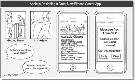 Apple brevetta la sua applicazione per il fitness