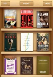 iBooks, disponibile nell'App Store l'aggiornamento alla versione 1.2.2