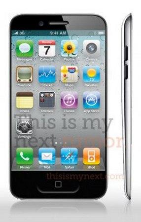 Nuovo mockup dell'iPhone 5, sarà così anche l'iPad 3?