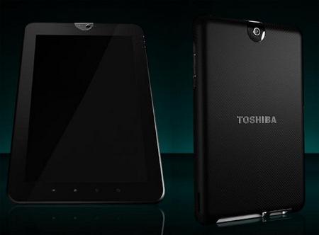 Toshiba Antares, nuovo tablet Android 3.0 Honeycomb da 449 dollari
