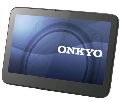 Onkyo presenta due tablet con Windows 7 dedicati ai professionisti