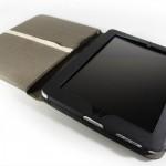 Custodia in pelle riciclata Proporta Smart con iPad