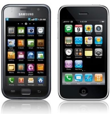 Samsung copia iPhone e iPad, secondo Apple
