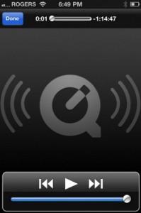 Guida streaming podcast audio tramite iTunes