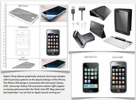 Si evolve la vicenda giudiziaria tra Apple e Samsung