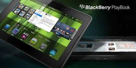 Blackberry PlayBook, difetti di produzione per alcuni modelli