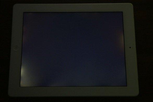 Molte segnalazioni di iPad 2 con problema allo schermo LCD