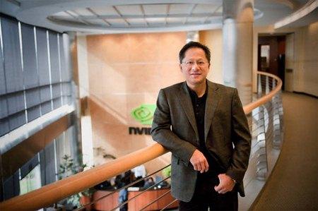 Il CEO di NVIDIA spiega le basse vendite dei tablet Android
