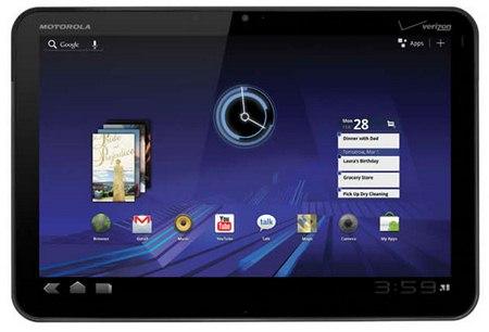 Motorola Xoom, video anteprima delle funzionalità di Android 3.1