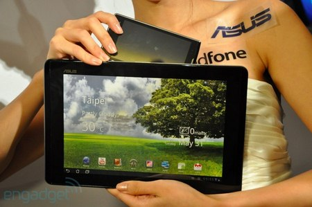 Asus Padfone: tablet e smartphone tutto in uno