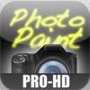 Photo Paint Pro HD per iPad