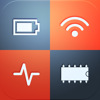 System Status - device activity monitor app per iPad