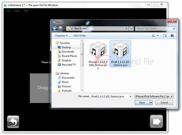 Ipsw patch tool 2.7 windows