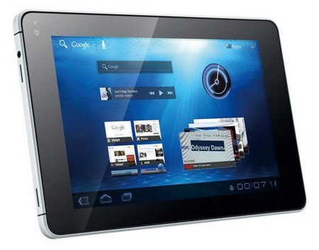 Huawei MediaPad, primo tablet con Android 3.2 Honeycomb