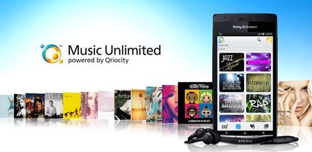 Sony rende disponibile Qriocity Music Unlimited per Android