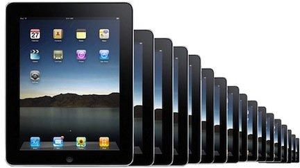 Apple iPad 3 potrebbe avere un display prodotto da LG e Samsung