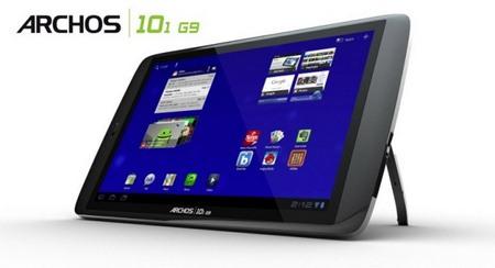 Archos 80 G9 e 101 G9: tablet Android economici con pennetta USB 3G