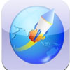Spirit Browser - Scarica, Fast Download Manager & Different Media Player per iPad