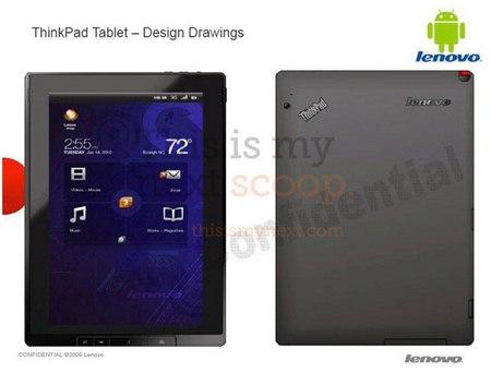 Lenovo annuncia i nuovi tablet IdeaPad K1 e ThinkPad