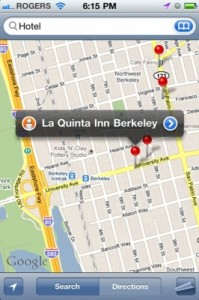 Come usare al meglio Google Maps per iPad