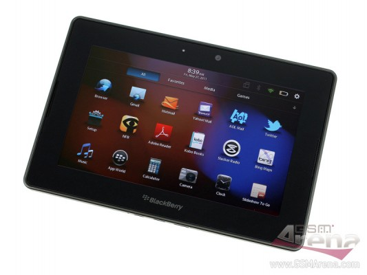 Blackberry Playbook disponibile in Italia
