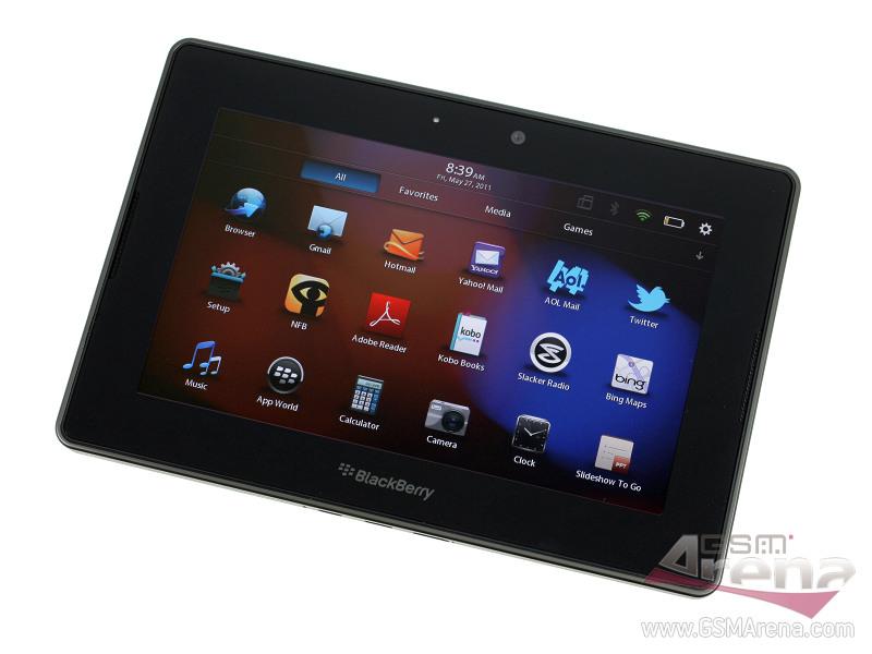 Blackberry Playbook disponibile in Italia