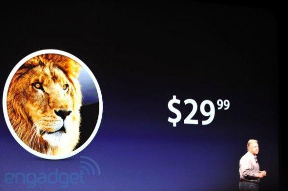 WWDC 2011: le novità di MAC OS X Lion, sistema operativo che strizza l'occhio all'iPad