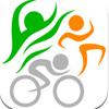Swim-Bike-Run Speeds per iPad