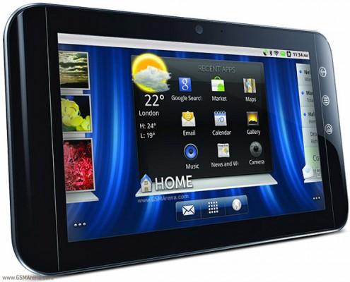 Il tablet Dell Streak 7 si aggiorna ad Android 3.0 Honeycomb a settembre