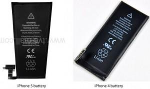 I pezzi di ricambio di iPhone 5 sono già in vendita