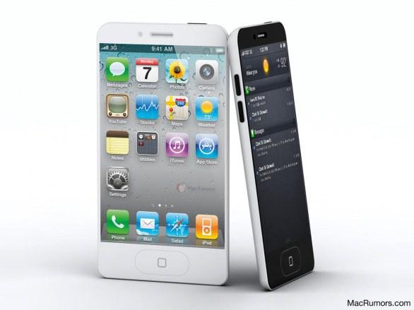 Apple iPhone 5, ecco i nuovi concept