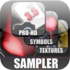 Photo Soft Box Sampler HD per iPad