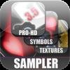 Photo Soft Box Sampler HD per iPad