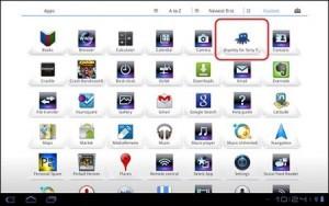 Nuovi dettagli sull'hardware e software dei tablet Sony S1 e Sony S2
