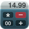10 Key for iPad Calculator (calc with paper tape) per iPad