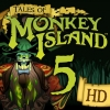 Monkey Island Tales 5 HD per iPad