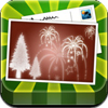 SnapShot Holiday Postcard per iPad