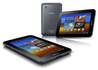 Samsung Galaxy Tab 7.0 Plus disponibile in Italia da metà Novembre