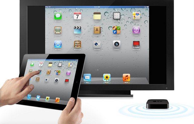 Come utilizzare l'AirPlay Mirroring con l'iPad 2