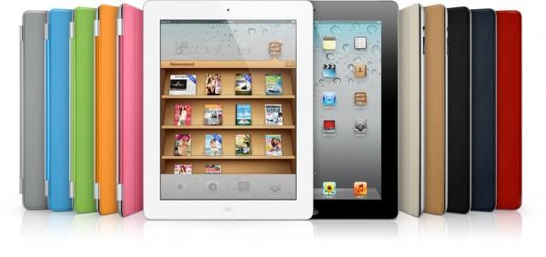 Apple iPad 3, già avviata la produzione del nuovo tablet