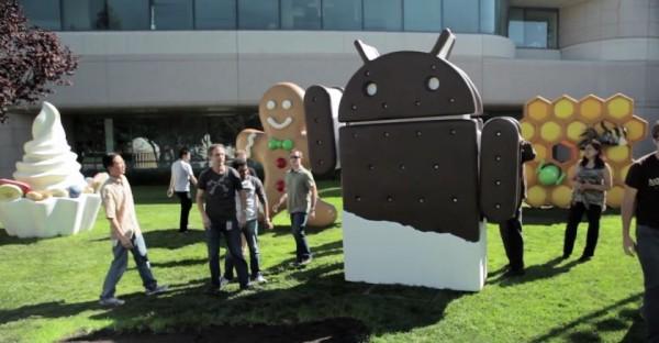 Android 4.0 Ice Cream Sandwich verrà svelato il 19 Ottobre, ufficiale