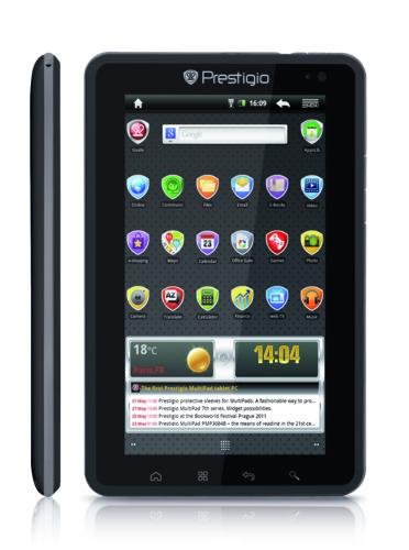 Prestigio MultiPad, nuovo tablet Android da 7 pollici