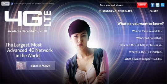 Apple potrebbe scegliere lo standard 4G LTE nel 2012