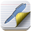 iStudious - Note Taking + Flashcards w/ Handwriting and Rich Text per iPad