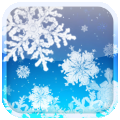 Snowing Screensaver HD per iPad