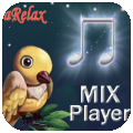 aRelax Audio Mix Player HD -(Ftp, Filesharing) per iPad