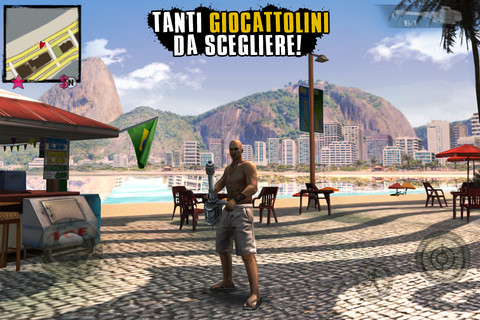 Gangstar Rio City of Saints disponibile nell'App Store