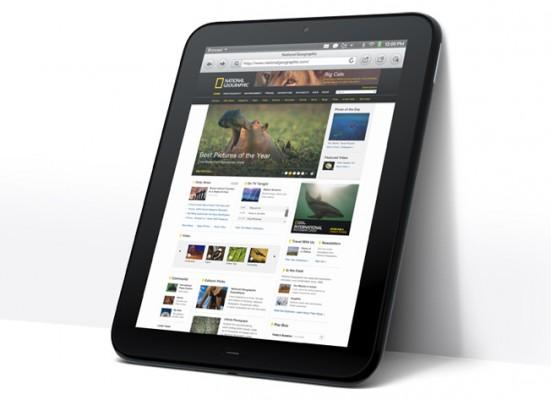 HP TouchPad a 99 dollari su Ebay dal 12 Dicembre