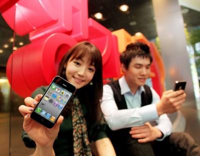 In Corea del Sud crolla il prezzo dell'iPhone 4S da 64 GB