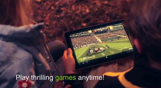 Acer Iconia Tab A200: video ufficiale di presentazione